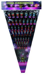 Svend Sværdsvinger raketsortiment